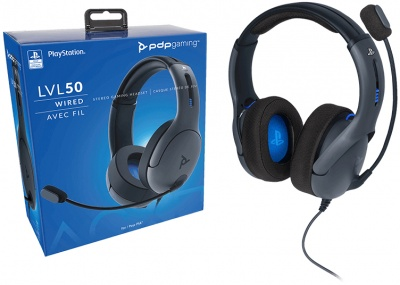 Photo of PDP LVL50 Wired Stereo Headset for PS4