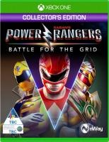 Maximum Games Power Rangers Battle for the Grid