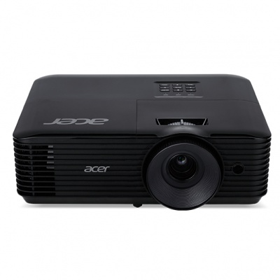 Photo of Acer Essential X128HP data projector 4000 ANSI lumens DLP XGA Ceiling-mounted projector Black