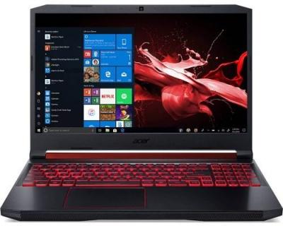 """Photo of Acer Nitro 5 AN515-55-58E0 Intel i5-10300H 8GB RAM 1TB HDD NVIDIA GeForce GTX1650 4G AX BT 5 BL Win 10 Home 15.6"""" FHD"""