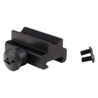 trijicon compact acog high picatinny mount wcolt knob hunting accessory