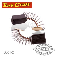 tork craft set of brushes for bj02 biscuit joiner power tool