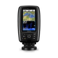 garmin echomap chirp 42dv wo xdcr gps aviation marine