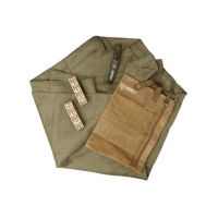 mcnett towel microfibre xl 35x62 od green hunting accessory