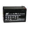 ultratech 12v 7ah battery no top gaming merchandise