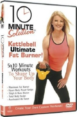 Photo of 10 Minute Solution: Kettleball Ultimate Fat Burner