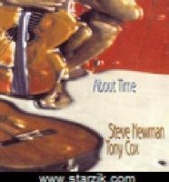 tony cox and steve newman about time cd