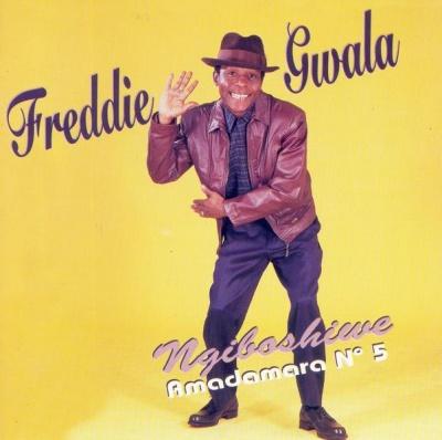 Photo of Freddie Gwala - Amadamara 5 - Ngiboshiwe