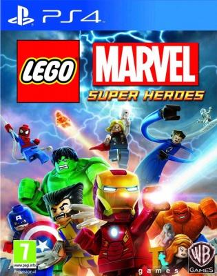 Photo of Warner Bros Interactive LEGO Marvel Super Heroes