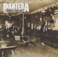 pantera cowboys from hell cd