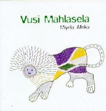 Photo of Vusi Mahlasela - Miyela Afrika