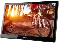 aoc 156 inch usb powered portable lcd monitor