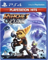 ratchet and clank playstation hits ps4