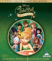 Disney Tinkerbell 1 5 Box Set