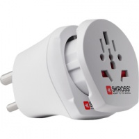 skross world to india travel adaptor