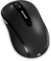 microsoft wireless mobile 4000 mouse black retail pack