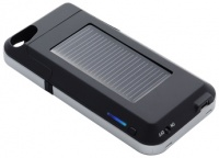 choiix power fort solar back pack for iphone black