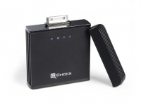 choiix i powerfort battery for iphone black