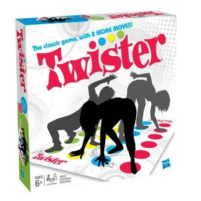 Photo of Hasbro Twister Board Game