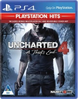 uncharted 4 a thiefs end playstation hits ps4
