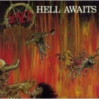 slayer hell awaits cd