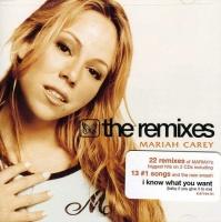 mariah carey remixes cd
