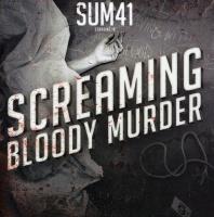 sum 41 screaming bloody murder cd