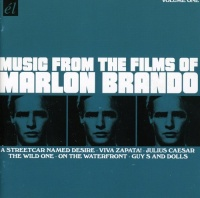 Music From the Films of Marlon Brando 1 OST