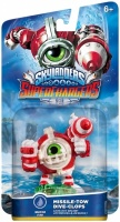 skylanders superchargers character driver missile tow dive