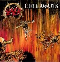 slayer hell awaits vinyl