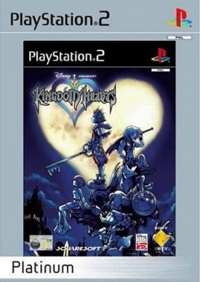 Photo of Kingdom Hearts PS2 Game