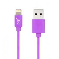 pqi apple certified 90cm flat cable length lightning 8 pin