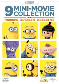 Photo of 9 Mini-movie Collection from Minions Despicable Me 1 & 2