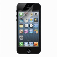 belkin apple protect iphone 5 screen guard clear 3 pack