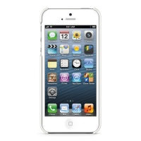 belkin apple protect iphone 5 shield white