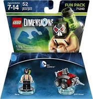 lego dimensions 1 dc bane fun pack for ps3ps4xbox 360xbox