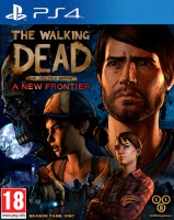 the walking dead telltale series a new frontier ps4