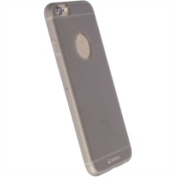krusell bohus cover for the apple iphone 7 transparent grey