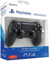 sony new dualshock 4 wireless controller v2 black ps4