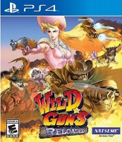 wild guns reloaded us import ps4
