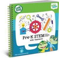 LeapFrog LeapStart Pre Kindergarten STEM Activity Book