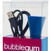 bubblegum tablet blue car charger