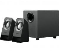 logitech z211 21 speakers 8w black 35mm usb powered