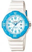 casio standard colletion lrw 200h analog watch white and running walking equipment