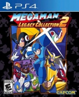 mega man legacy collection 2 us import ps4