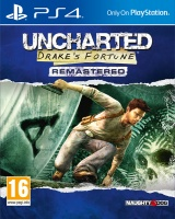 uncharted drakes fortune remastered ps4