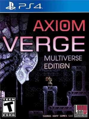 Photo of Atlus Axiom Verge Multiverse Edition