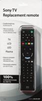 urc1912 sony tvs remote control