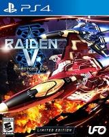raiden v directors cut limited edition w original