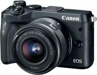canon m6 mirrorless ef 63 stm digital camera